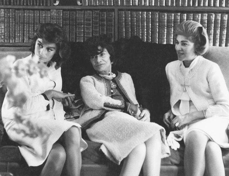 Фото №4 - Великая Мадемуазель: 9 фактов о Коко Шанель