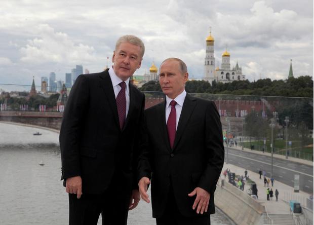 Фото №1 - Прогулки по графику: Сергей Собянин рассказал, как будет смягчен режим самоизоляции в Москве