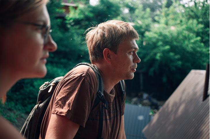 Фото №26 - «Магнетизм нахаловских фавел»— прогулка с экскурсоводом Евгением Антроповым