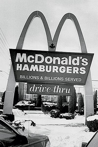 Фото №4 - Легендарные бренды. «Макдоналдс»