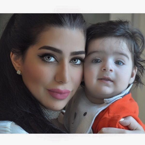 Фото №5 - Как выглядит жена самого красивого араба в мире