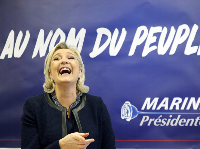 Фото №7 - Почему у Марин Ле Пен есть все шансы стать президентом Франции