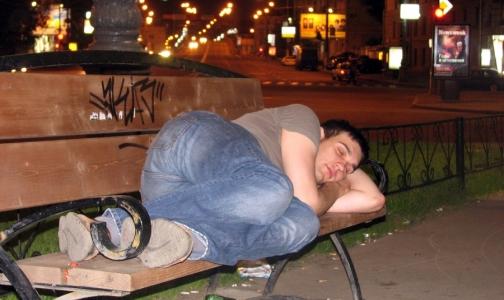 Фото №1 - Куда исчезают пьяные с петербургских улиц