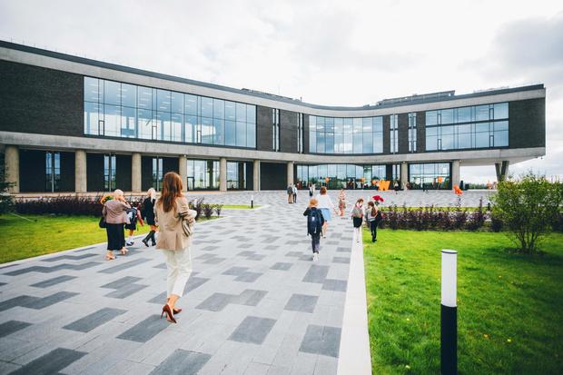 Фото №2 - Новый учебный корпус Wunderpark International School