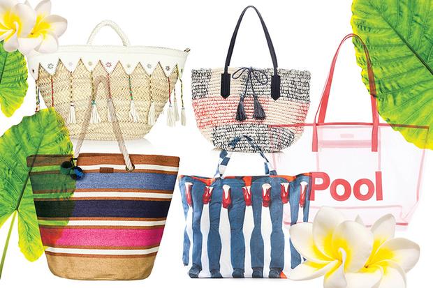 Фото №4 - Toп-20: Пляжные сумки