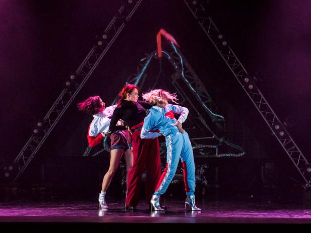 Фото №1 - Спектакль «Bolero»: ода современной женщине от Ляйсан Утяшевой