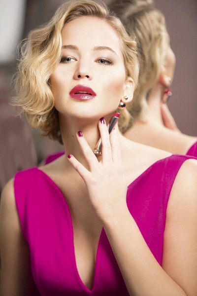 Дженнифер Лоуренс Dior Addict