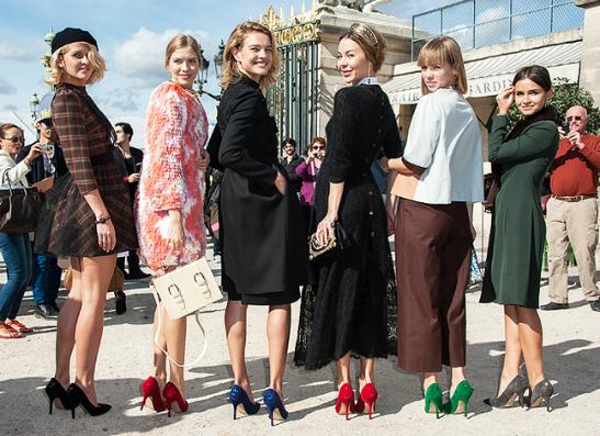 Фото №1 - Наталья Водянова предлагает выиграть поездку в Париж