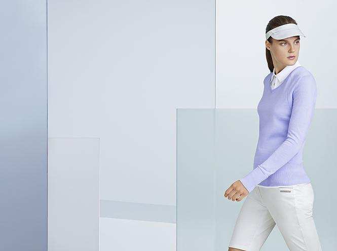 Фото №2 - Porsche Design Sport by adidas выпустили одежду для гольфа