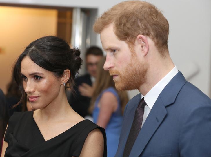 Фото №1 - Меган Маркл и принц Гарри попали в список самых влиятельных людей планеты