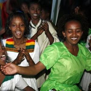 Фото №1 - Эфиопия приближается к третьему тысячелетию
