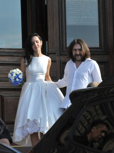Матильда Шнурова и Сергей Шнуров фото со свадьбы