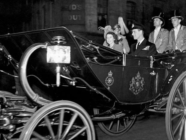 Фото №2 - Безоблачное счастье: каким был медовый месяц Елизаветы и принца Филиппа