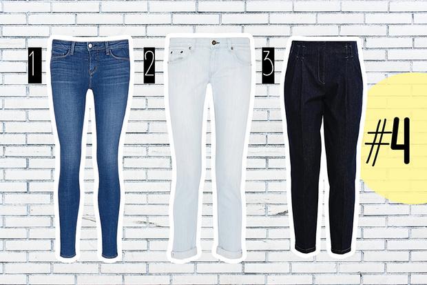 Фото №4 - Как выбрать идеальные джинсы
