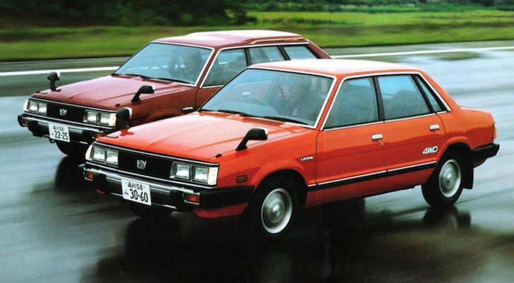 Фото №6 - На шесть звезд: интересные факты из истории Subaru
