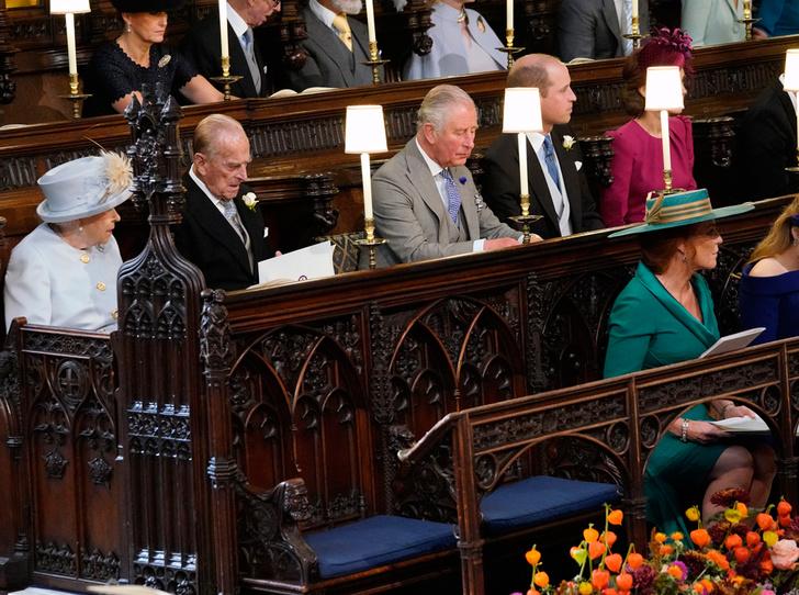 Фото №25 - Интересные факты о свадьбе принцессы Евгении и Джека Бруксбэнка