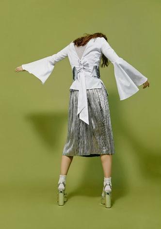 Фото №5 - Капсульная коллекция бренда Olga Skazkina