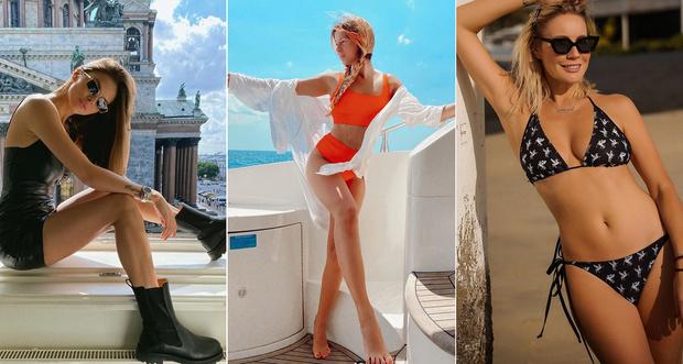 Фото №1 - Вестник «100 самых сексуальных женщин страны»: танцующая Настя Ивлеева, спортивная Вера Брежнева и все-все-все