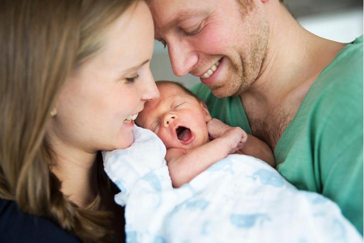 Фото №1 - Младенцы способны отличить смех близких людей