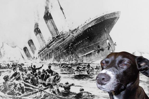 Фото №1 - Новая модная теория заговора: «Титаник» на самом деле не утонул