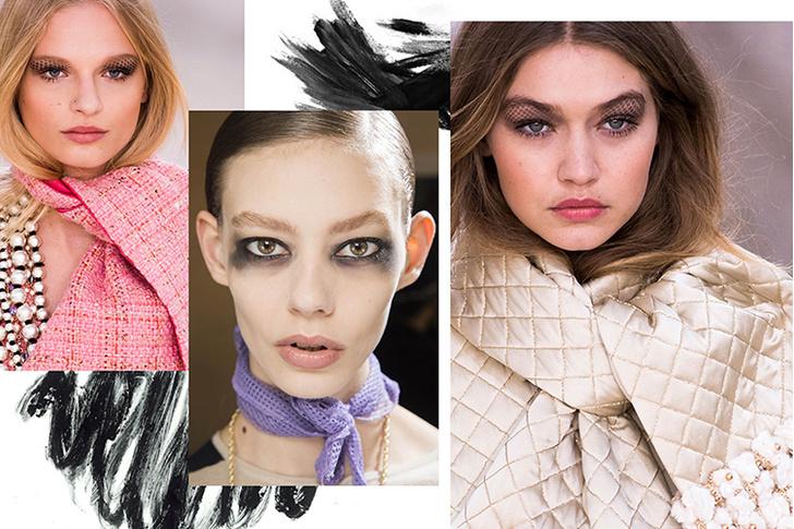 Фото №6 - 8 beauty-трендов с Недели моды в Париже