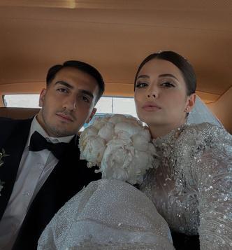 Фото №2 - Какой была свадьба Карины Каспарянц? 👰🏻🤵🏻