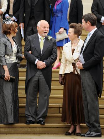 Фото №20 - Гордость женихов и невест: самые стильные мамы на королевских свадьбах