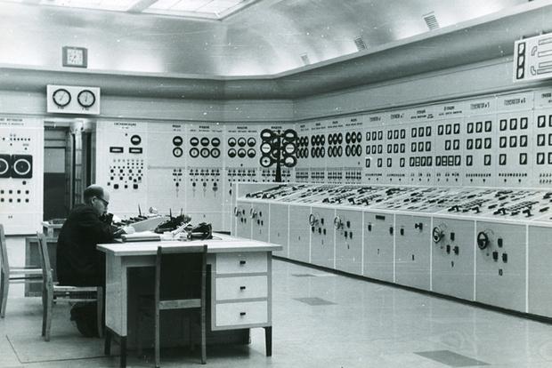 Фото №4 - Советские центры управления электростанциями: 16 фото для созерцания