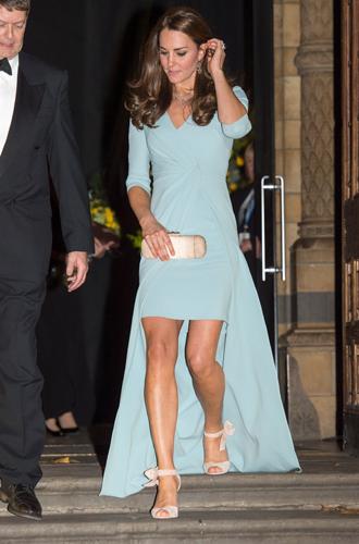 Фото №39 - Любимые бренды одежды герцогини Кембриджской