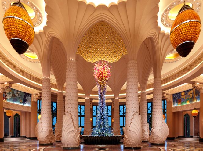 Фото №2 - Погружение в сказку: новогодние праздники в Дубае