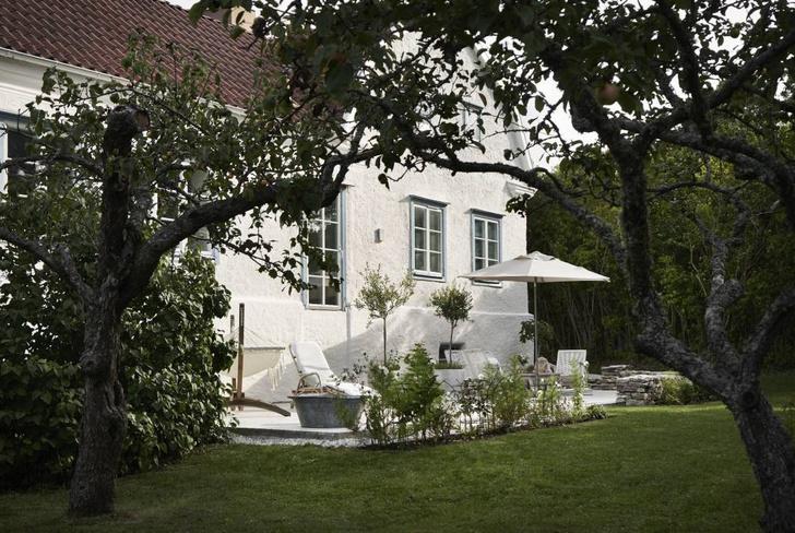 Фото №1 - Отреставрированный дом XIX века в Швеции