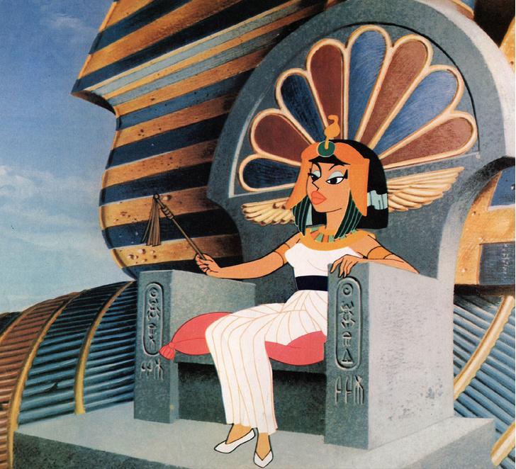 Фото №2 - Роковая женщина: 9 мифов о Клеопатре