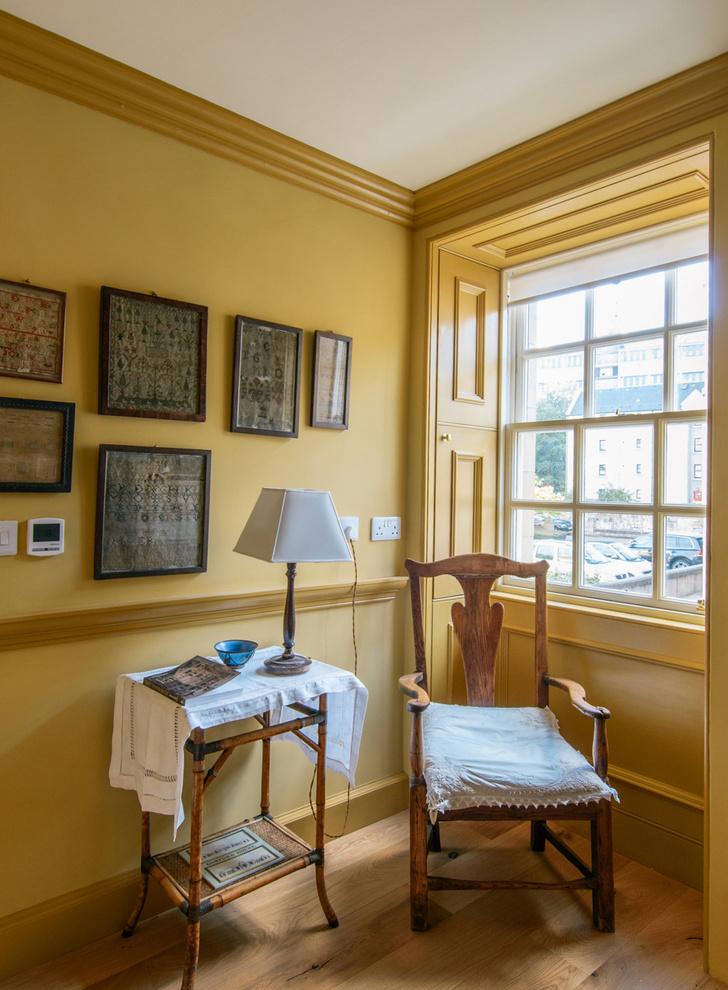 Фото №8 - Яркий гостевой дом в Эдинбурге