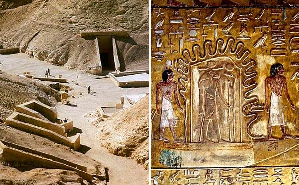 Фото №2 - Фараон — победитель хаоса