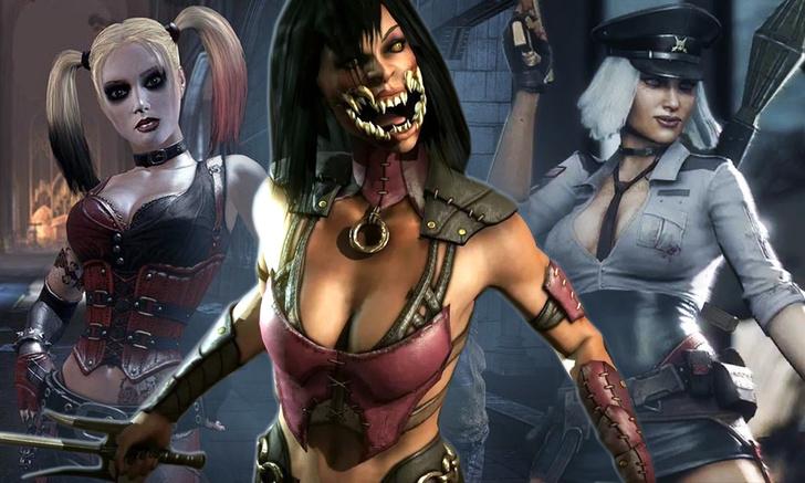 Фото №1 - Топ-5 самых сексуальных злодеек в видеоиграх