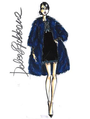 Фото №2 - Dolce&Gabbana посвятили новую коллекцию Москве