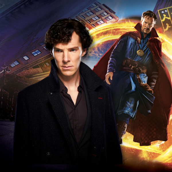 Фото №1 - Тест: Ты Шерлок или Доктор Стрэндж? ✨🔬