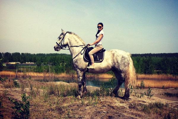 Фото №22 - Девушки на коне: самые романтичные наездницы Ульяновска