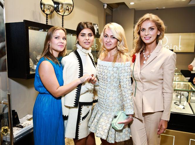 Фото №1 - Яна Рудковская и другие гости бранча J-Point