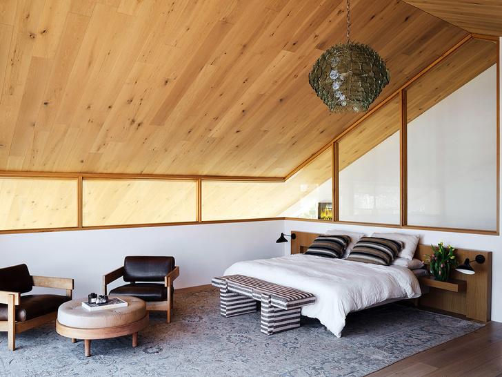 Фото №7 - Светлый дом с винтажной мебелью в Малибу