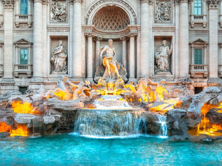 Фото №1 - Названы лучшие фонтаны мира