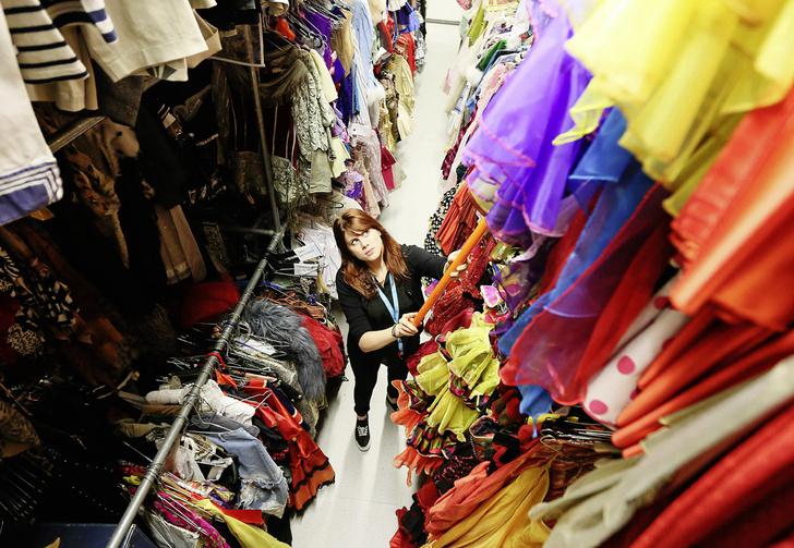 Фото №1 - Одежды ангелов: добро пожаловать в ателье, где создают костюмы для мирового кино