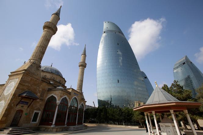 Фото №2 - На Восток: едем на шоппинг в Баку