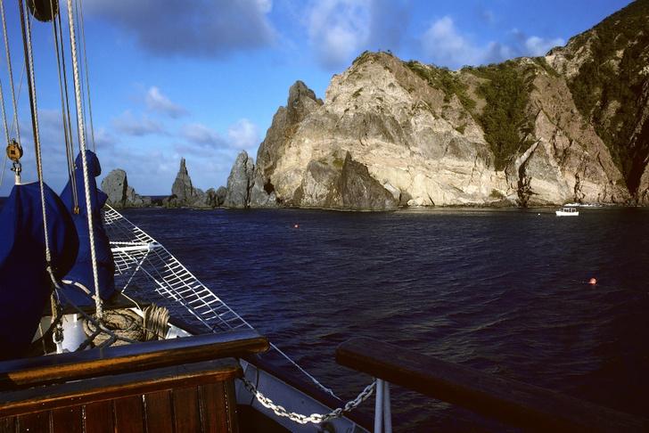 Фото №9 - «Королева праведности»: остров Саба на вершине затопленного вулкана