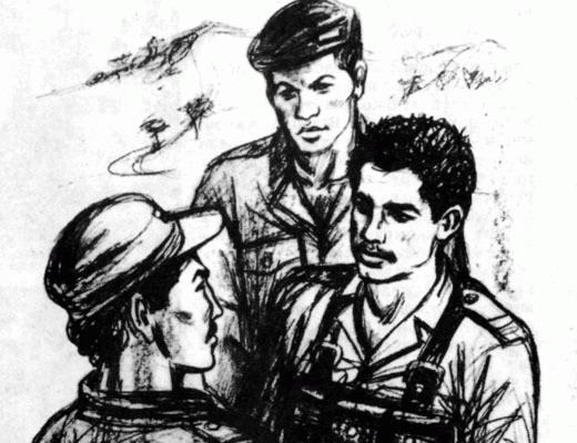 Фото №1 - Эль-Пойо, храбрый командир