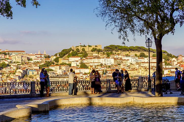 Фото №4 - Лиссабон: город, где сбываются желания, со стилистом Владиславом Лисовцом