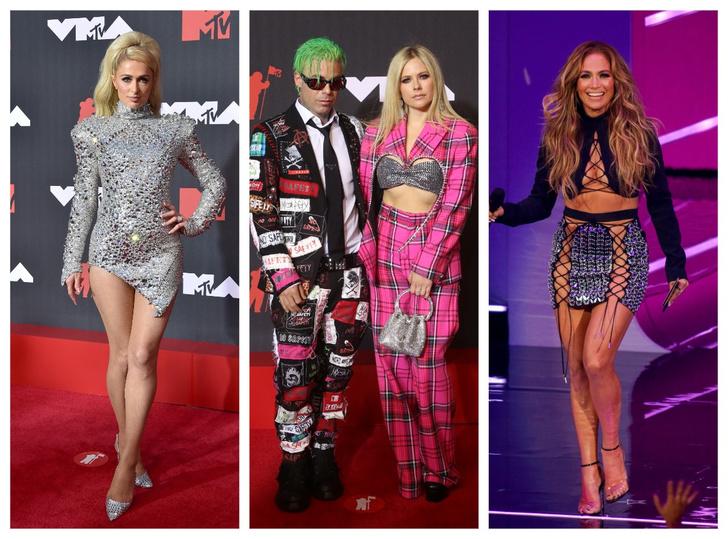 Фото №1 - Премия MTV VMA 2021: лучшие, худшие и самые яркие образы церемонии