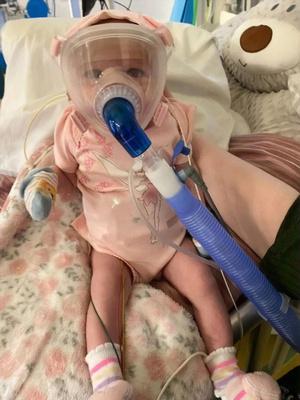 Фото №2 - Шестимесячная малышка заразилась коронавирусом в больнице