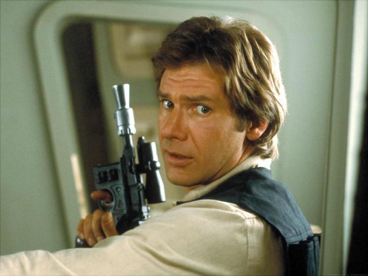 Фото №1 - В США продали оригинальный бластер из «Звездных войн»