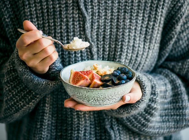 Фото №1 - Как легко и с пользой скорректировать свое питание зимой